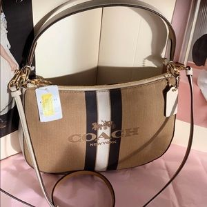 Coach new crossbody bag. New with tags dust bag.